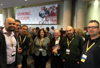 Sqédio novamente premiada no SolidWorks World 2016 em Dallas
