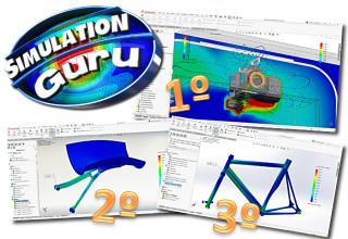 Sqédio anuncia vencedores do Concurso Simulation Guru