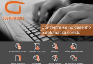 Webinar CUSTOMTOOLS – Novo produto para a produtividade dos utilizadores de SOLIDWORKS