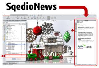 SqedioNews – Notícias e suporte técnico dentro do SOLIDWORKS