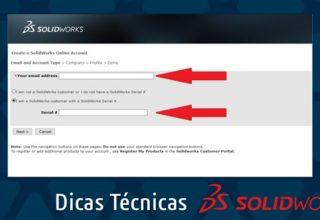 Dica técnica #3: Portal de Cliente SOLIDWORKS