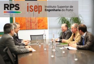 Sqédio e ISEP assinam protocolo para utilização do RPS
