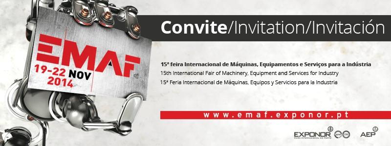 convite emaf
