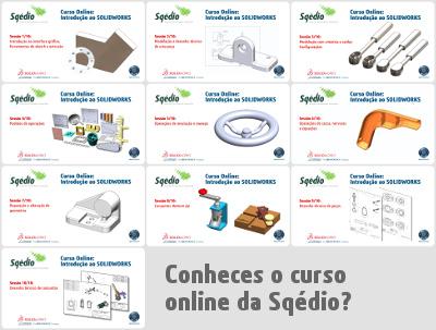 Curso online da Sqédio