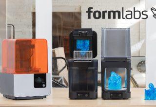 Sqédio comercializaimpressoras 3D da Formlabsem Portugal
