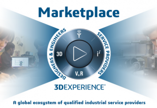 3DEXPERIENCE Marketplace – A Amazon para as empresas industriais