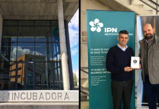 Sqédio celebra parceria com uma das melhores incubadoras do mundo – o Instituto Pedro Nunes, em Coimbra