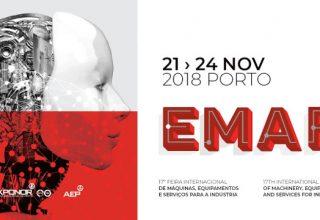 Sqédio marca presença na EMAF de 21 a 24 de novembro