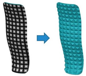 Nova Ferramenta de Textura 3D