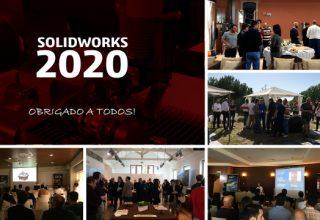 Já chegou o SOLIDWORKS 2020! Já conhece todas as novidades?