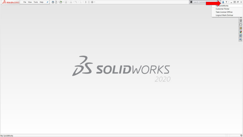 icon solidworks