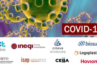 Empresas, Centros de Investigação e Universidades juntas no combate ao Covid-19