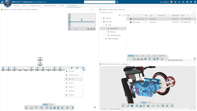 3D Product Architect | Plataforma 3DEXPERIENCE