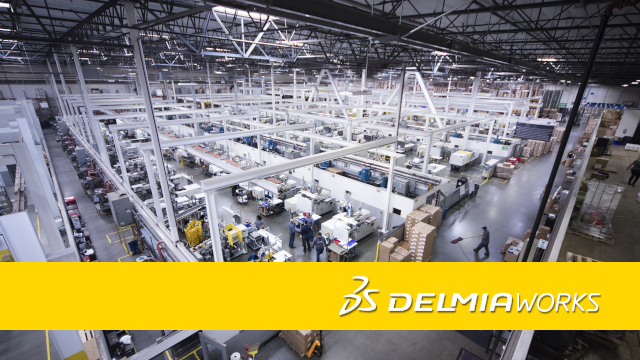 DELMIAWORKS | Soluções de Fabrico | Plataforma 3DEXPERIENCE