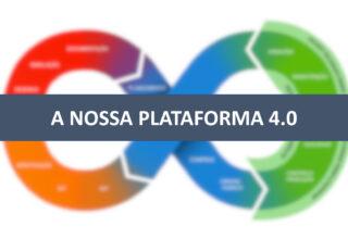 A nossa plataforma: a mais segura para se tornar uma empresa 4.0