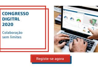 Congresso Digital 2020: Colaboração sem limites