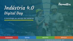 "Evento ""Indústria 4.0 | Digital Day"""